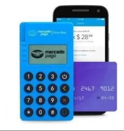 Maquina cartão Maquininha mercado pago