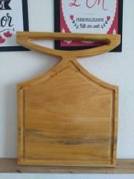 Tábua para corte madeira legítima