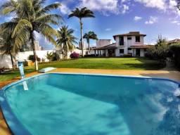 Casarão da praia com 5 quartos, piscina, jardim próx da Orla de Atalaia