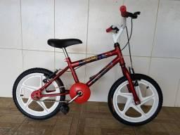 Bicicleta aro 16 nova homem aranha
