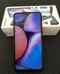 Samsung A10s - 32gb (4 meses)