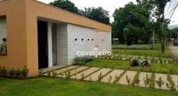 Casa NOVA e MOBILIADA!! Com 3 Suítes, por R$ 543.000 - Cond. Gán Eden - Ubatiba - Maricá/R