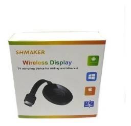 Conversor Adaptador TV digital Smart Miracast