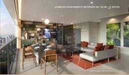 Apartamento com 3 dormitórios à venda, 142 m² por R$ 1.999.900,00 - Real Parque - São Paul