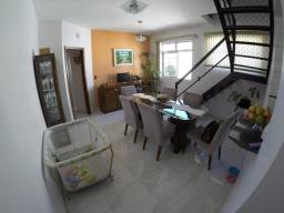 Cobertura à venda com 3 dormitórios em Castelo, Belo horizonte cod:32019