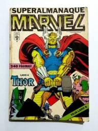 Superalmanaque Marvel n. 4 [Marvel | HQ Gibi Quadrinhos]