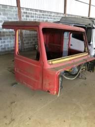 Cabine Scania 113 (vendia inteira ou em partes)