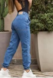 Calça jeans jogger NEXO