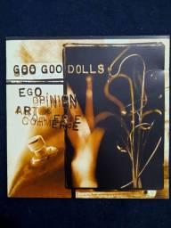 CD Goo Goo Dolls - Ego, Opnion, Art & Commerce