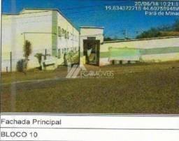 Apartamento à venda com 2 dormitórios em Santos dumont, Pará de minas cod:444940