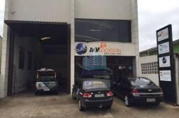 Barracão, 440 m² à venda por r$ 1.180.000 e locação por r$5.900 - loteamento remanso campi