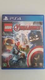 Lego Marvel Vingadores PS4