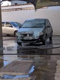 Renault Logan expression 1.0 16v 2011 completo - 2011