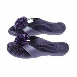 Sandália massageadora, esporão