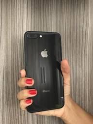 IPhone 8 Plus 256gb Preto