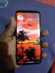 Vendo ou Troco Galaxy S9 plus ,sem trincos e arranhões, por S10 plus