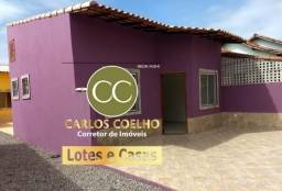 Est C232 Casas Novíssimas no condomínio Terramar