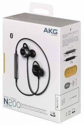 Fone Estereo Bluetooth In Ear AKG N200 - Preto