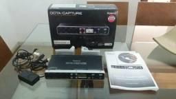 Placa de Son Interface Roland Octa-Capture UA1010