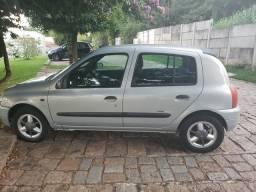 Clio Tech Run 2001/2002 - 2001