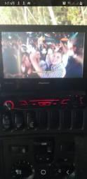 Dvd retratil seme novo varias entradas câmera de ré falar com Marcelo 62 99985:9717