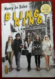 Livro Bling Ring A Gangue de Hollywood