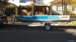 Usado, Barco Leveforte Marujo 500 comprar usado  Santa Rosa