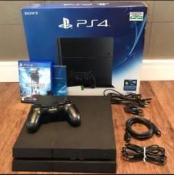 Playstation 4 - Aceitamos´alguns vídeo games como parte do pagamento