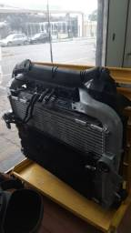 Conjunto de radiador Scania P completo