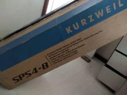 Teclado kurzweill SPS4-8 novo na embalagem