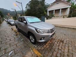 Toyota hillux diesel srv 18/18 com 20 mil km