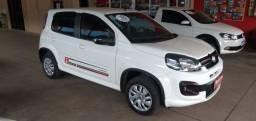 Fiat Uno Sporting 1.3 GSR 2017/18 único dono 47.000km