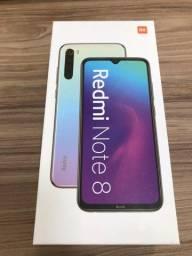 Celular Xiaomi Redmi Note 8 64 GB Preto