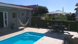 Lindo sobrado com 4 dorm e piscina junto ao jardim planalto!