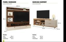 Bancada Harmony / painel Vanguard