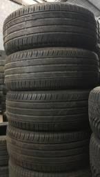 Jogo de pneus 18 Sonata , Kia Soul 215/50 R18 Bridgestone 90%