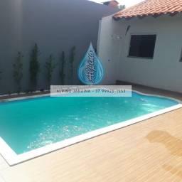 JA Piscina em oferta - piscina de fibra 6 x 3 x 1,30m