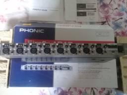 Phonic Firefly Ada 8   Conversor Ad/da De 8 Canais. 499,00