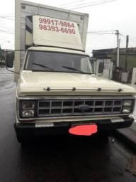 Caminhão Ford F 4000 ano 78