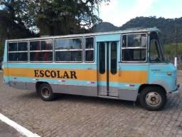 Micro-ônibus Mercedes-benz 608 D
