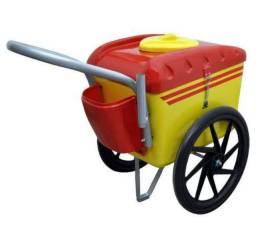 carrinho de picolé