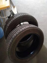 Vendo dois pneus aro 15