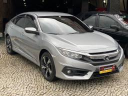 Honda Civic 2.0 16v flexone ex 4p cvt - 2017 - 39.000 km top de linha