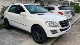 Mercedes Ml 350 turbo diesel BLINDADA