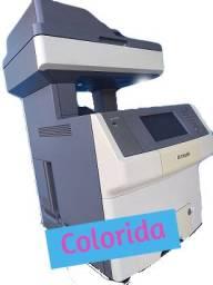 Multifuncional Laser Colorida Lexmark X748