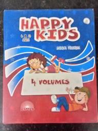 Coleção Happy Kids de 6 a 10 anos - PROMOÇÃO