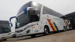 Ônibus Marcopolo Paradiso 1600ld G7 Mercedes 0500 Leito Novo