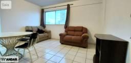 Apartamento Mobibiado. 2quartos,sala,cozinha,área de serviço,1banheiro,1vaga de garagem.