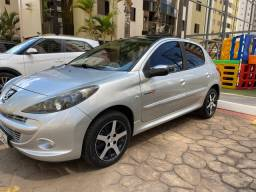 Peugeot 207 o mais top 2013 completo