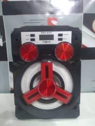 COD: 0470 caixa de som inova rad-8351 com bluetooh